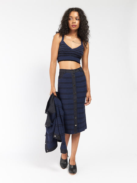 Conspiracy Skirt by Adam Selman