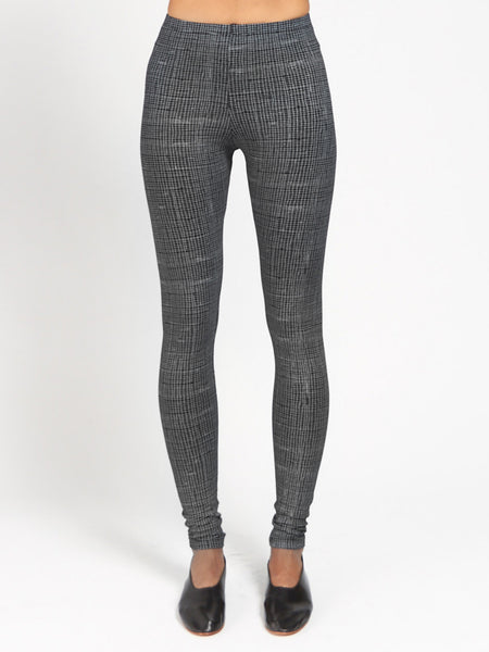 Gridlines Legging by Kowtow