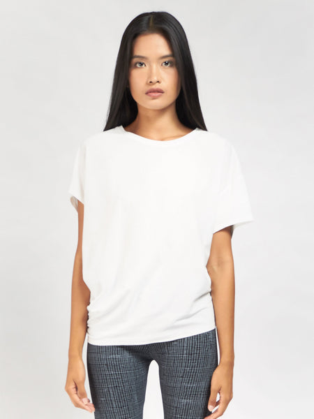 Beverly Tee White by Skin