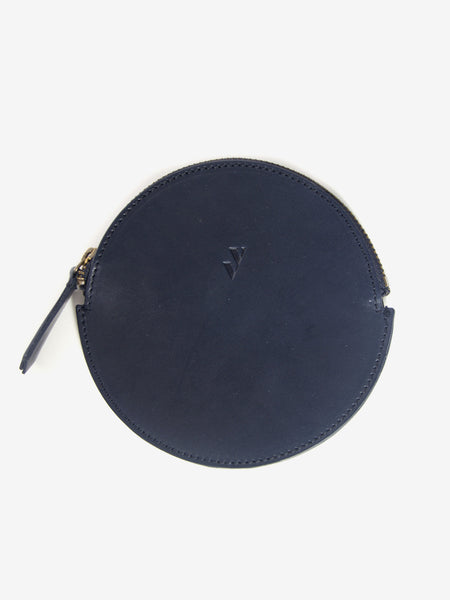 Mon Circle Pouch Navy by Vere Verto