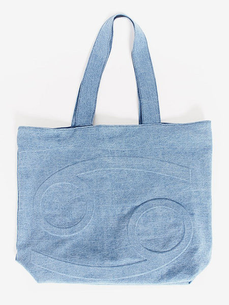 69 Tote Embossed by 69