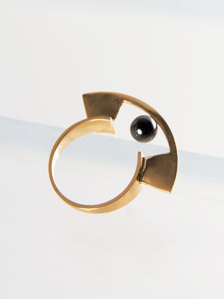 Yuyu Ring by Metalepsis Projects