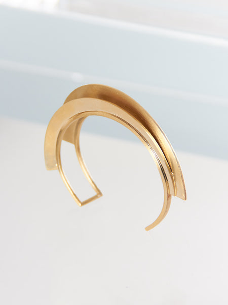 Lygia Cuff by Metalepsis Projects