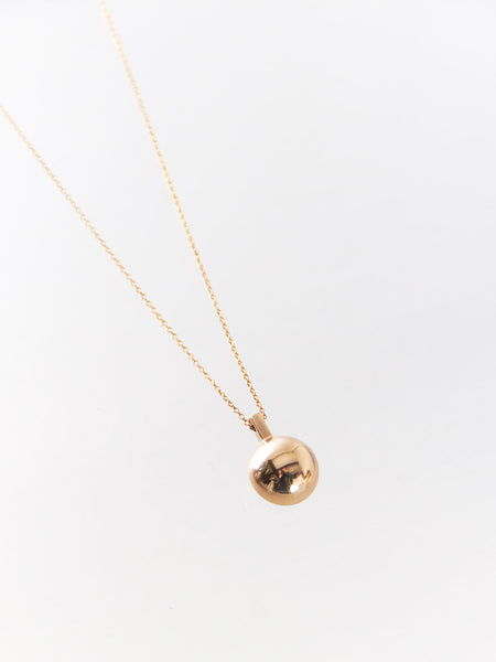 The Q Necklace by Metalepsis Projects