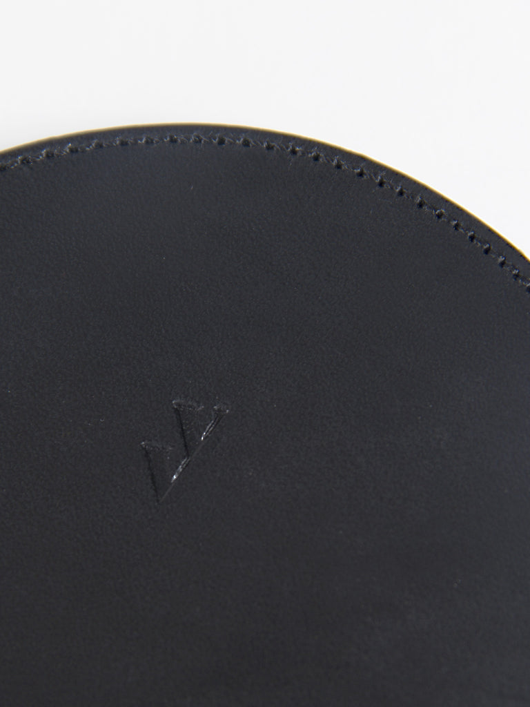 Mon Circle Pouch Black by Vere Verto