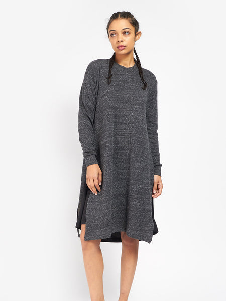 Flap Sweat Dress by House of 950