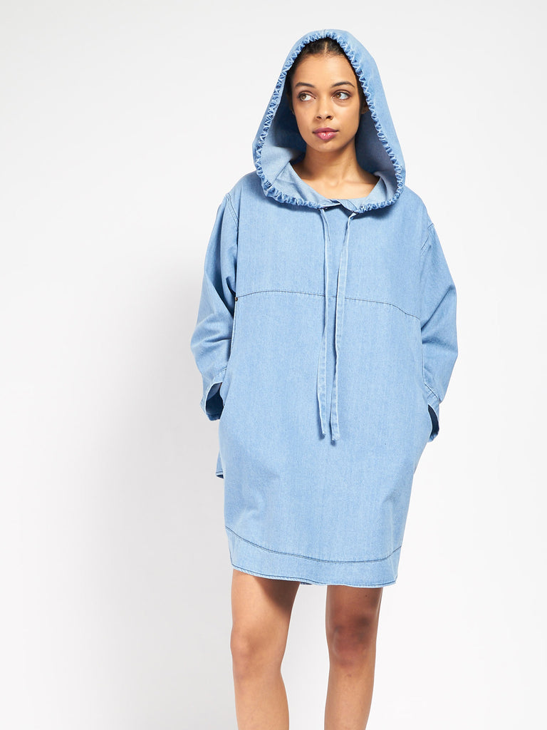 Hooded Everything Dress by 69
