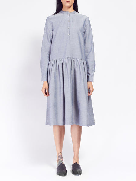 Foundation Dress - Chambray by Kowtow