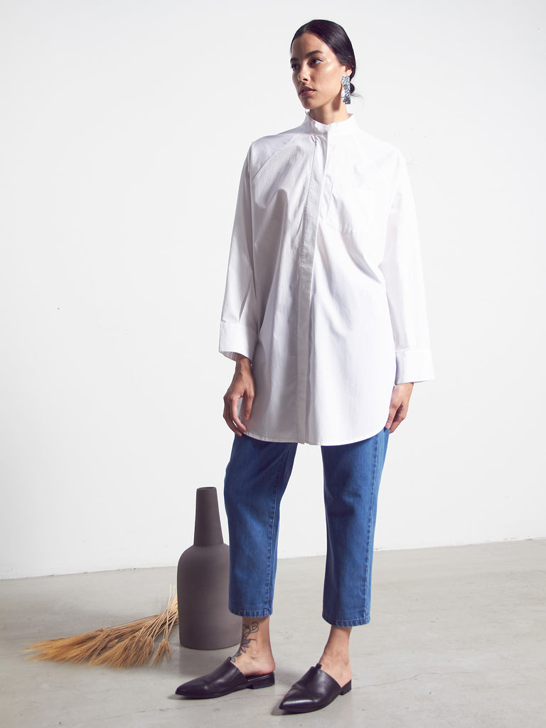 Just Love Shirt by Kowtow
