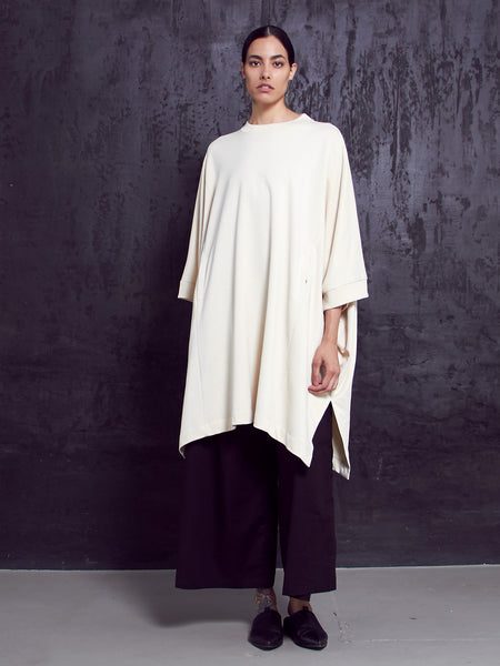 Building Block Cape - Cream by Kowtow