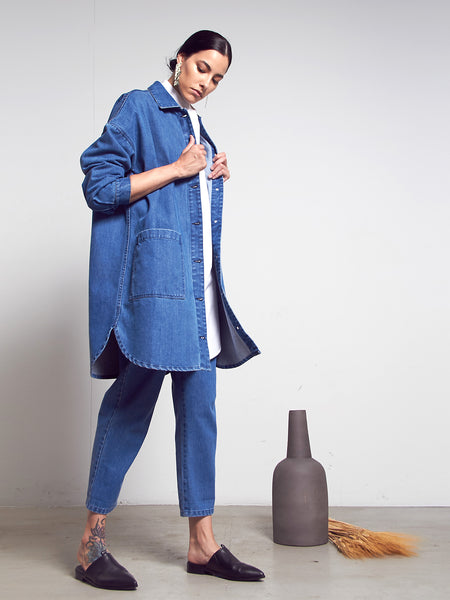 Fortune Jacket by Kowtow