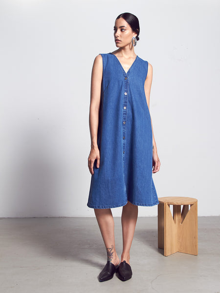 Direction Dress by Kowtow
