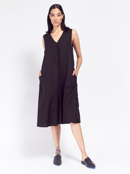 Studio Dress - Black by Kowtow