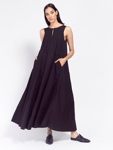 Remember Me Dress - Black by Kowtow