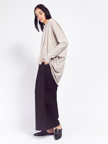 Coast Pant - Black by Kowtow