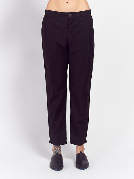 Classic Pant - Black by Kowtow