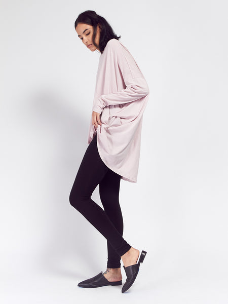 Building Block Drape Top by Kowtow