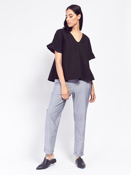 Daze Top - Black by Kowtow
