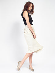 Aria Skirt - Cream