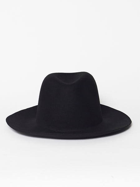Uniform Hat - Black by Reinhard Plank