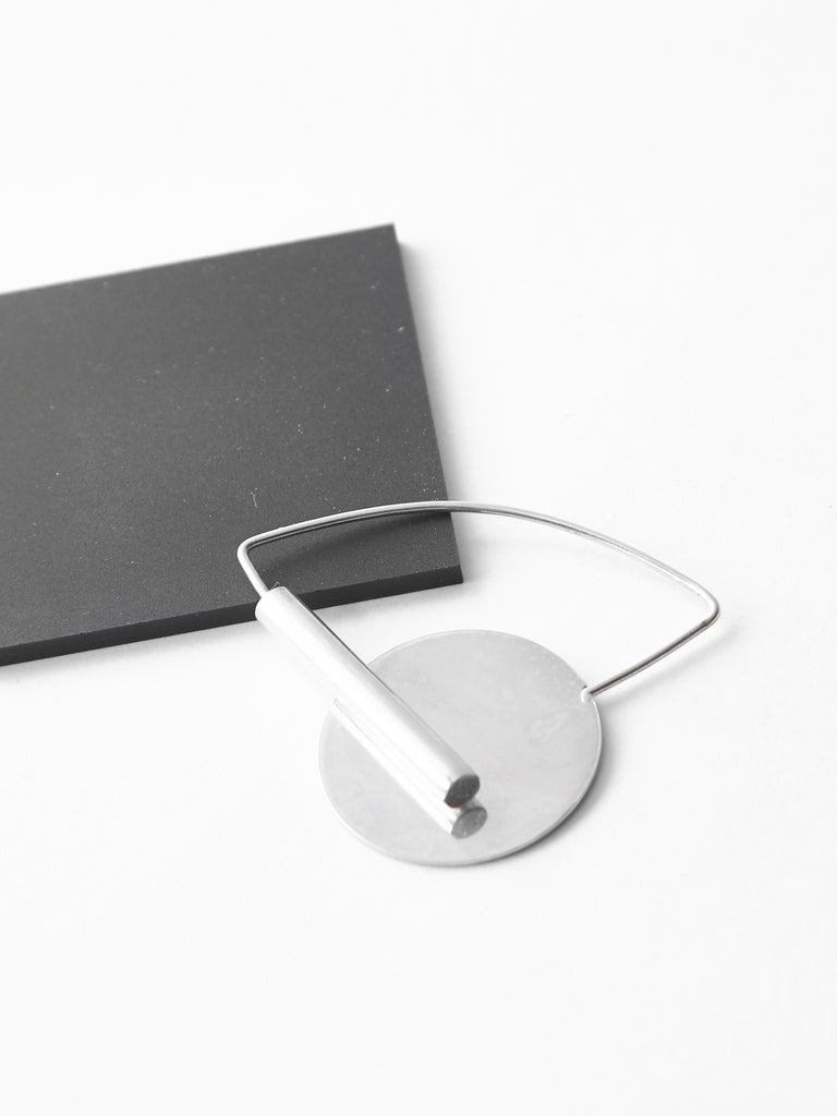 Disc Contour Brooch by Ladies and Gentlemen Studio