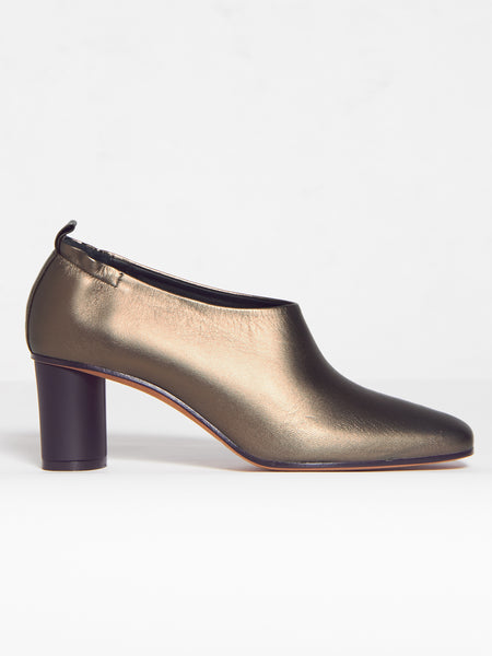 Gray Matters - Micol Pump - Bronzo by Gray Matters