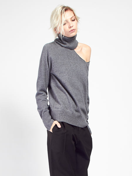 Phoebe Sweater - Charcoal by Skin