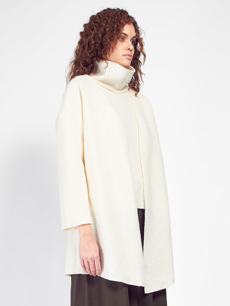 Ura Coat - Cream by Priory