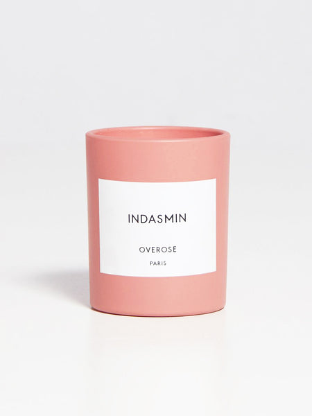 Indasmin Candle by Overose