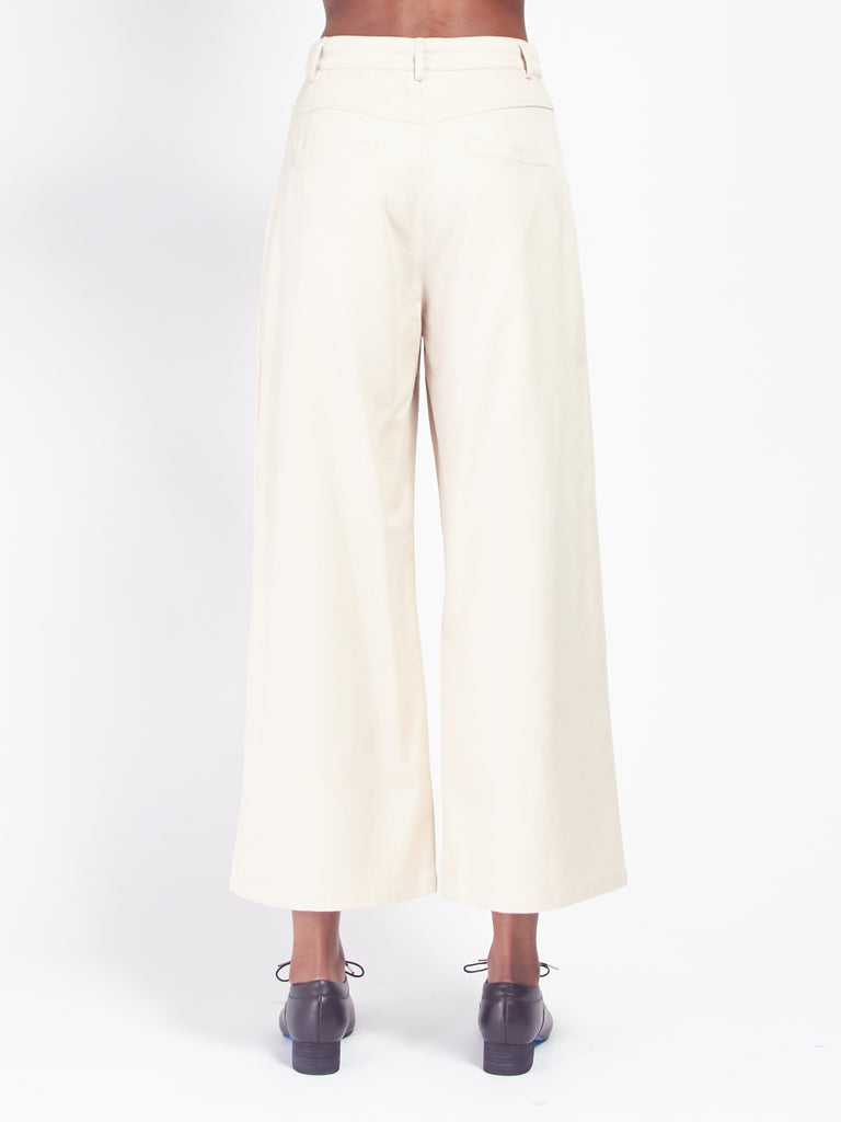 Odyssey Pant - Natural by Kowtow