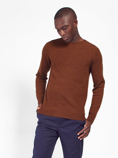 Campbell Sweater - Rhum by Howlin