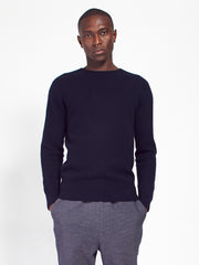 Campbell Sweater - Navy