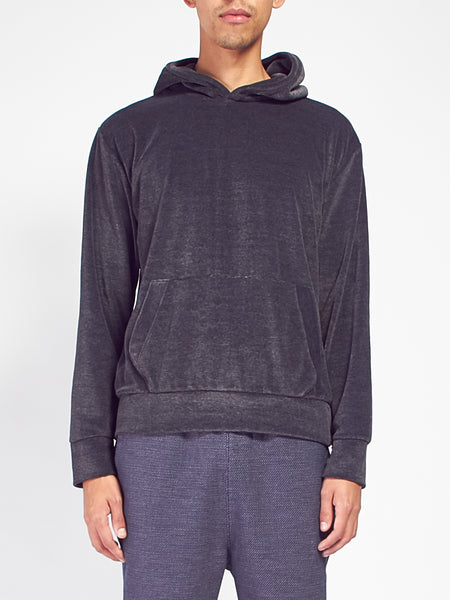 Matias Sweatshirt Graphite by La Paz