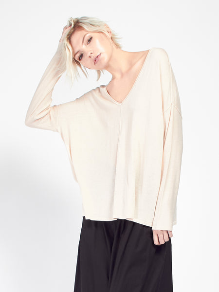 Khloe Sweater - Blush by Skin