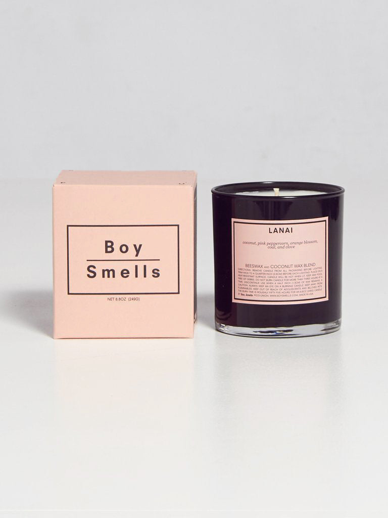 Lanai Candle by Boy Smells