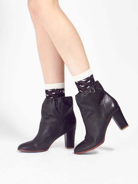 Agness Boot - Black by Charlotte Stone
