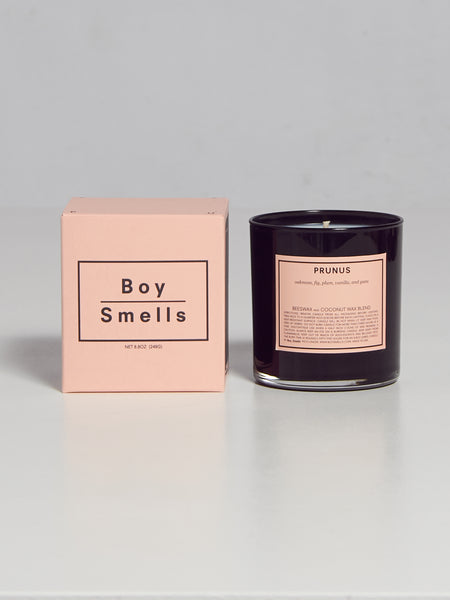 Prunus Candle by Boy Smells