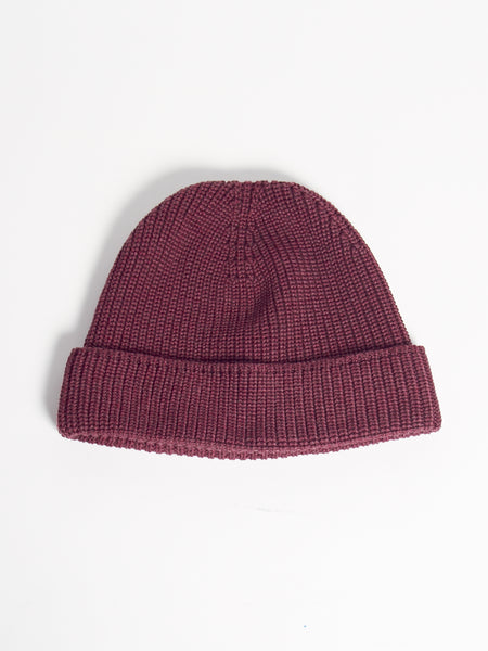Rise Beanie - Rose Brown by Journal