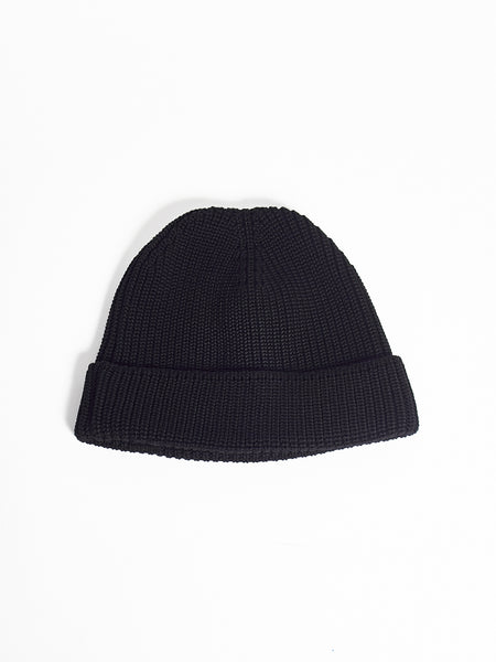 Rise Beanie - Black by Journal