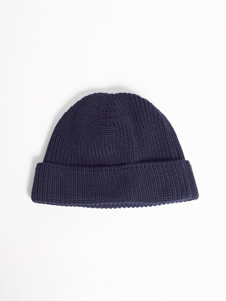 Rise Hood Hat Navy by Journal