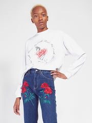 Say It With Flowers L/S Tee