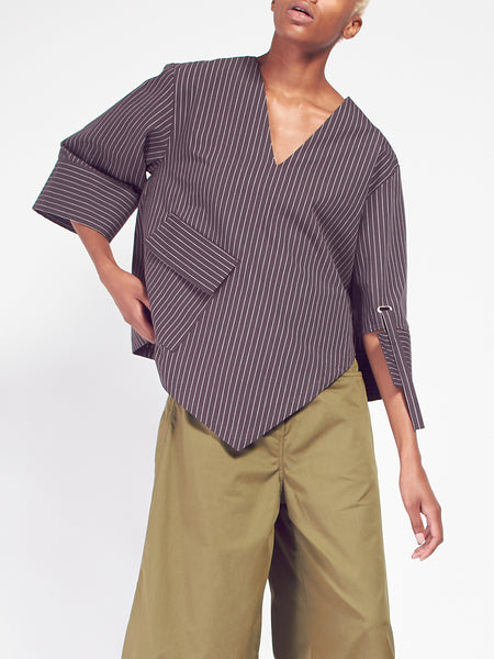 Forecast Tunic by Scapes NY