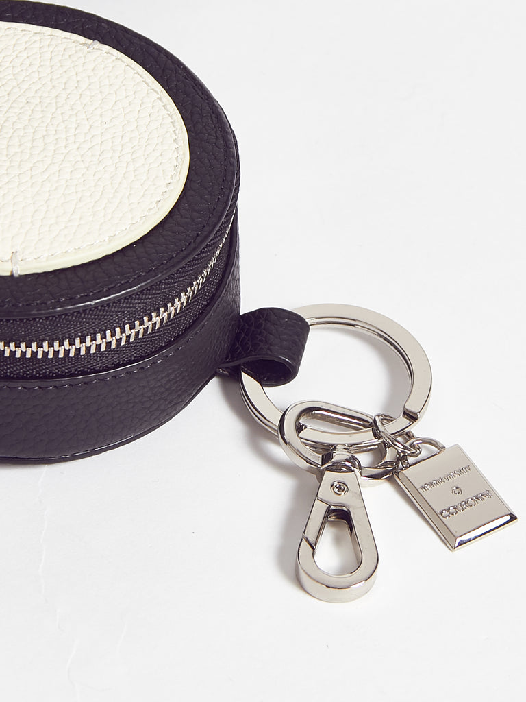 Henrik Vibskov x Couronne Key Ring - Black by Henrik Vibskov