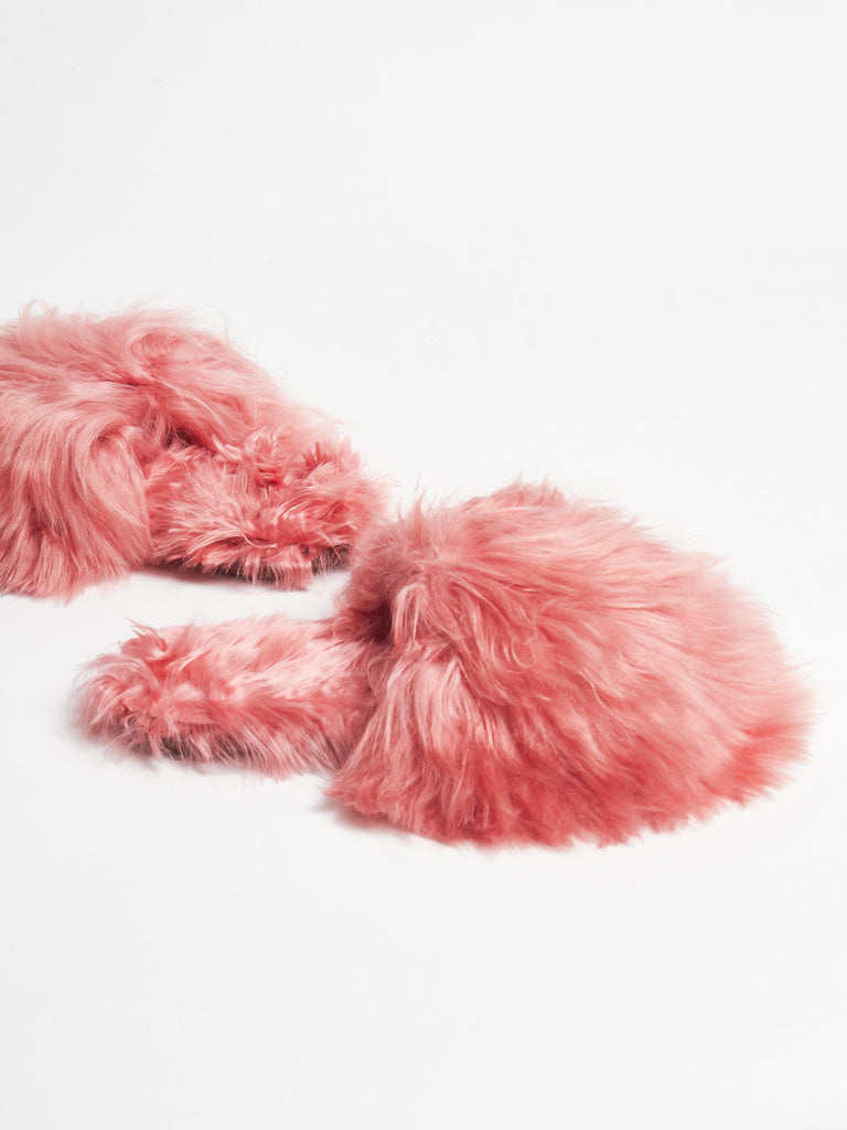 Suri Slipper -  Pink by Ariana Bohling