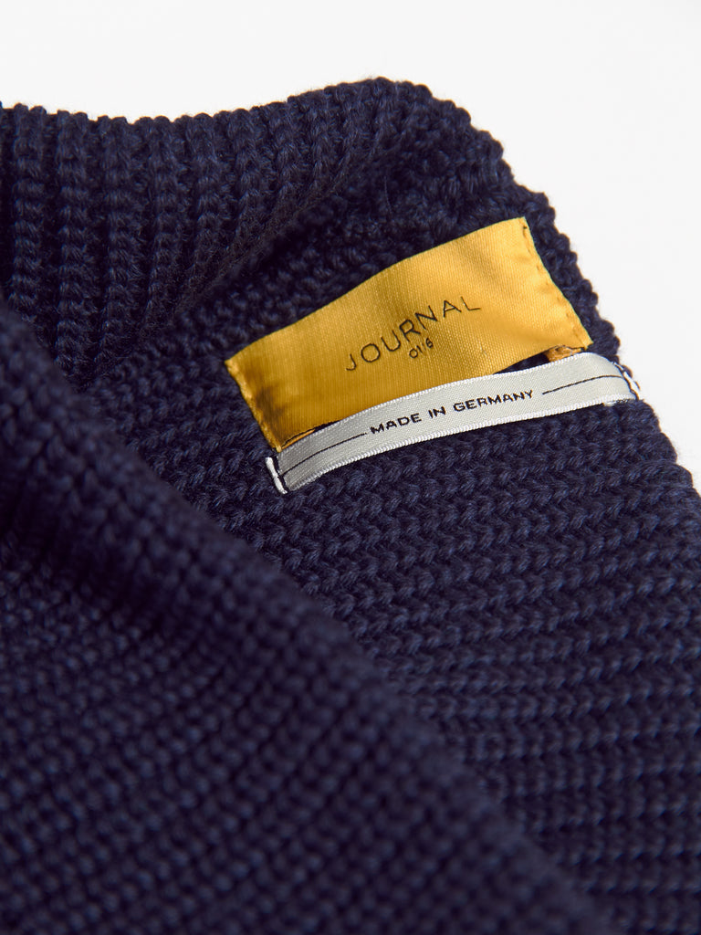 Rise Beanie - Navy by Journal