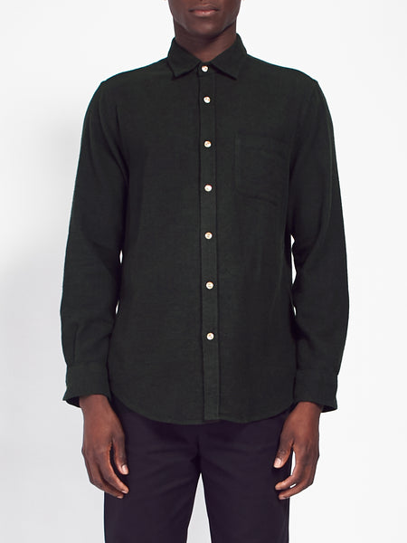 Teca Shirt - Green by Portuguese Flannel
