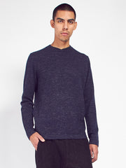 Auber Mock Neck Knit