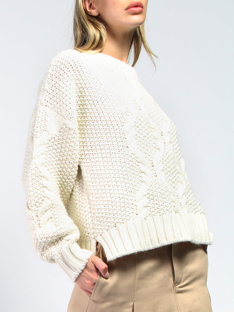 Carrie Alpaca Sweater by Rodebjer