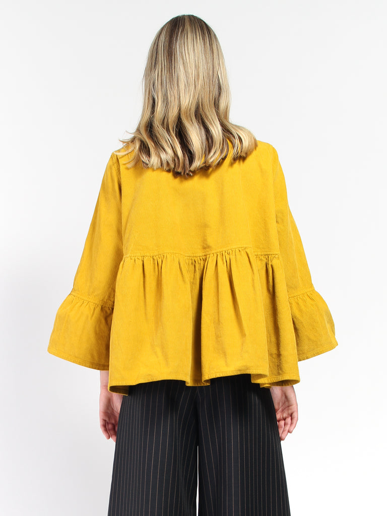 Cake Blouse - Honey by Henrik Vibskov