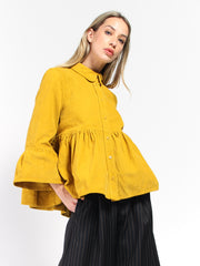 Cake Blouse - Honey